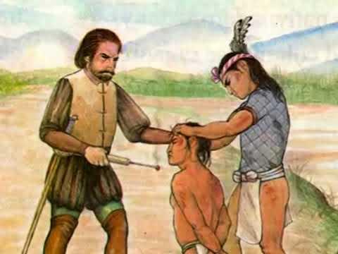 Historia De El Salvador. Capítulo II: La Conquista Y La época Colonial