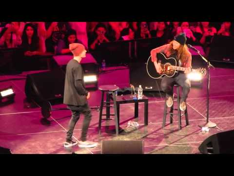 An Evening with Justin Bieber - Sorry - Toyota Center - 11/19/15