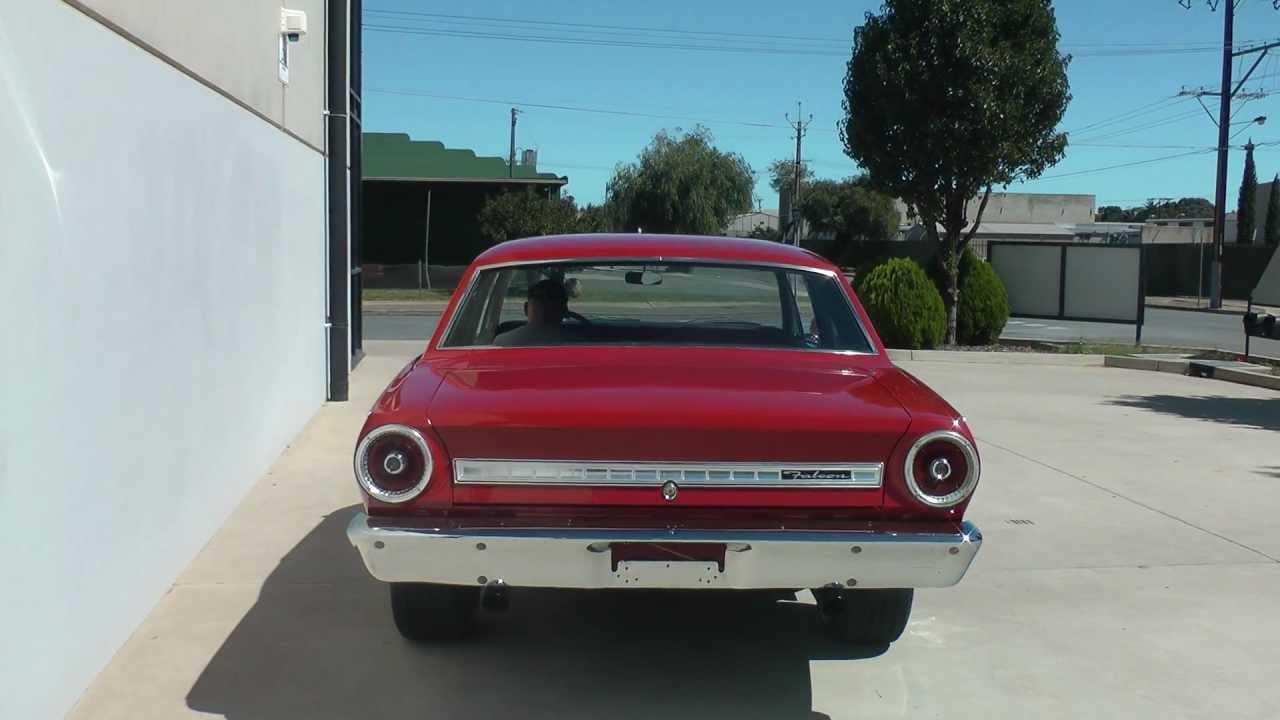 1966 USA Ford Falcon Futura Super Coupe - 351Red March 2012