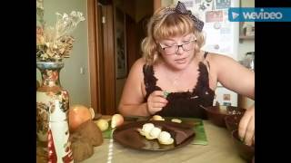 как приготовить десерт из груш и творога