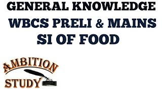 497. ALL SUBJECT BASED PRACTICE SET ENGLISH VERSION FOR WBCS PRELI/WBP/FOOD
