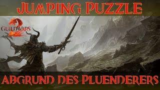 Guild Wars 2 Jumping Puzzle: Der Abgrund des Plünderers / Scavenger
