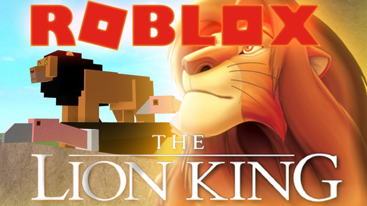 The Lion King Roblox Lets Play Roleplay Serengeti