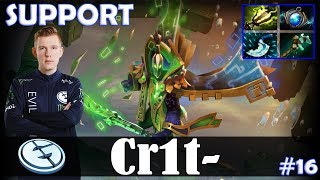 Crit - Rubick Offlane | SUPPORT | Dota 2 Pro MMR Gameplay #16