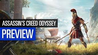 Assassin's Creed Odyssey PREVIEW / Angespielt-Vorschau mit jeder Menge Gameplay
