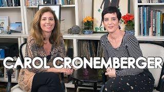 MUDADORES: Carol Cronemberger