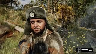 Metro Exodus - The Taiga: Follow Alyosha To The Church: Attack Pioneers Compound Gameplay (2019)
