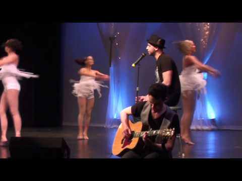 Brian Melo performs at Miss Dar's School Of Dance