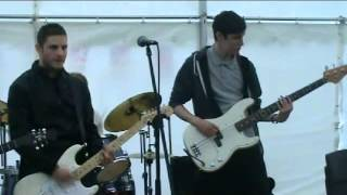 Takin Care Of Business Cover by INtuition *LIVE* UK Indie Rock 2012