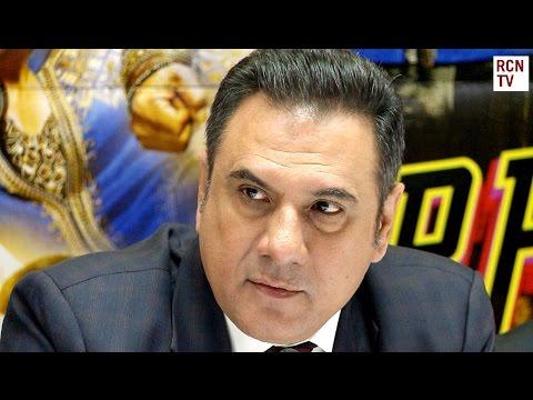 Boman Irani Interview Happy New Year Press Conference