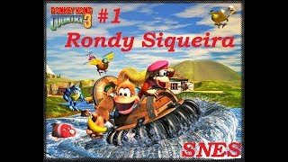 Donkey Kong Country 3: Dixie Kong's Double Trouble! ( Em Busca dos 103%). #1. SNES