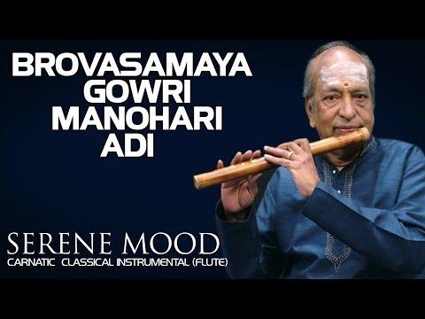 Brovasamaya Gowri Manohari Adi  | N Ramani (Album: Serene Moods)