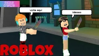 ROBLOX-What's happening to me?? :/ Assasin