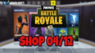 Today's SHOP December 4 on FORTNITE: AVANGUARDIA OSCURA skins, INFESTATION and PLAGUE