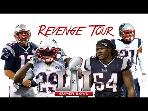 "Patriots 2016 Highlights || ""Revenge Tour"" ||"