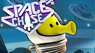 DOODLE JUMP SPACE CHASE - Gameplay Walkthrough Part 1 - New official Doodle Jump game