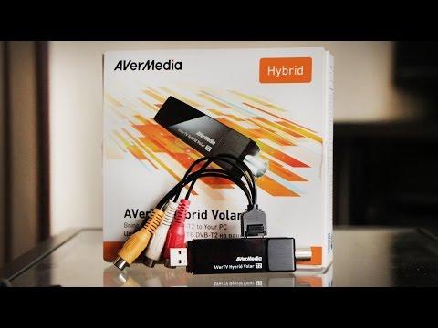 Обзор - AVerMedia AVerTV Hybrid Volar T2