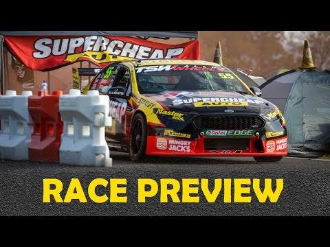 PREVIEW - Supercheap Auto Bathurst 1000 // The Unprofessionals Race