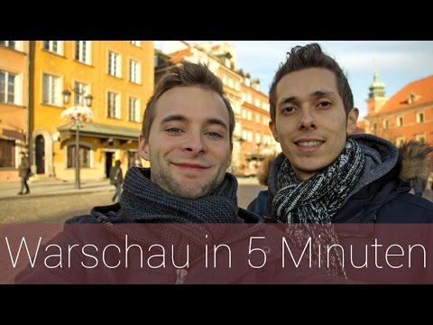 Warschau in 5 Minuten | Reiseführer | Die besten Sehenswürdigkeiten