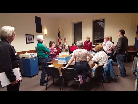 Copy of WI Recount 2016:  Racine County refusal of objection