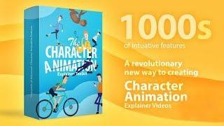 Character-Animation Erklärer Toolkit ( After Effects Template ) ★ AE-Vorlagen