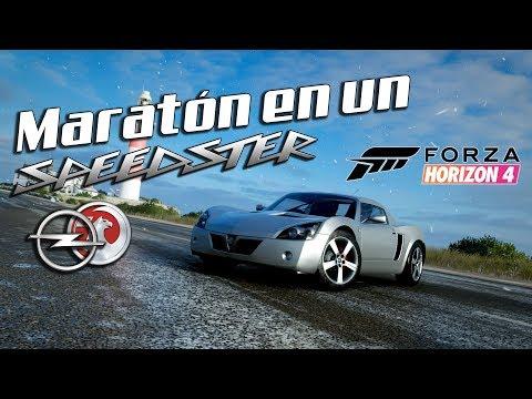 MARATÓN EN UN SPEEDSTER (+ Logitech G25) | Forza Horizon 4 | XOne thumbnail