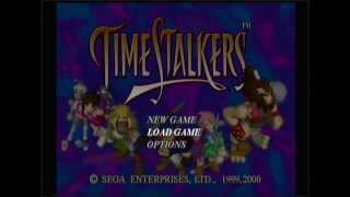 Time Stalkers - Beginning [Dreamcast Walkthrough - Part 1]