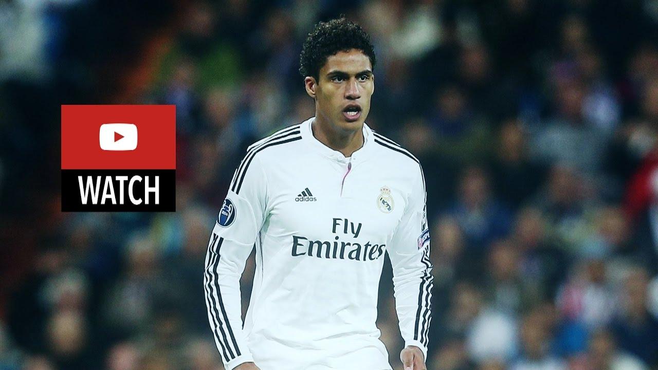 Rapha l Varane Real Madrid
