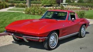 1964 Corvette Sting Ray Fastback