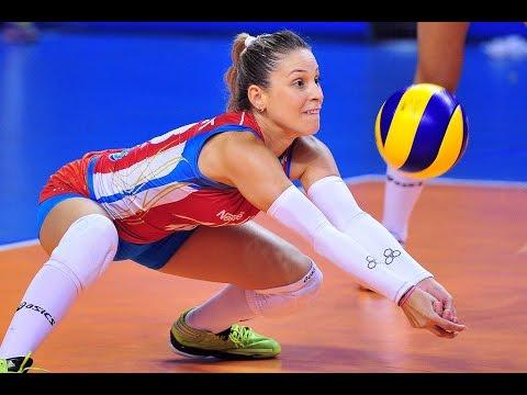 Brazil Volleyball Players - Camila Brait