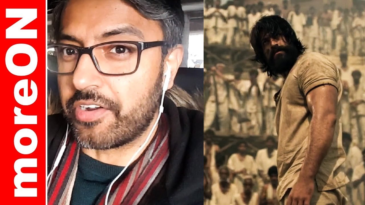 Kgf Trailer Reaction Is The Hype Justified Youtube