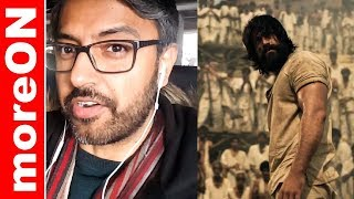 KGF TRAILER Reaction   Is the Hype Justified?