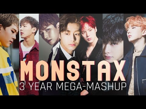 MONSTA X (몬스타엑스): 3 YEAR MEGA-MASHUP [9 Songs from 2015-2018]