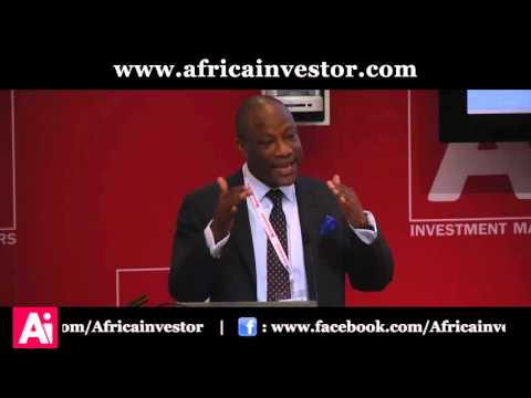 Segun Agbaje, CEO, GTBank - The Ai CEO Institutional Investment Summit 2015