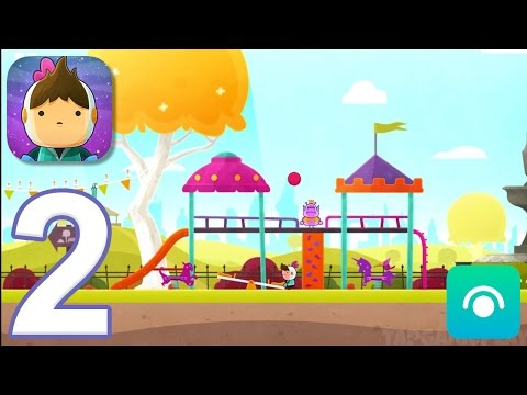 Love You To Bits - Gameplay Walkthrough Part 2 - Levels 5-7 (iOS)