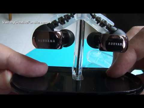 Creative Aurvana In-Ear3 Review