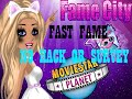 How to get fame fast on MoviestarPlanet - NO HACK OR SURVEY 2015