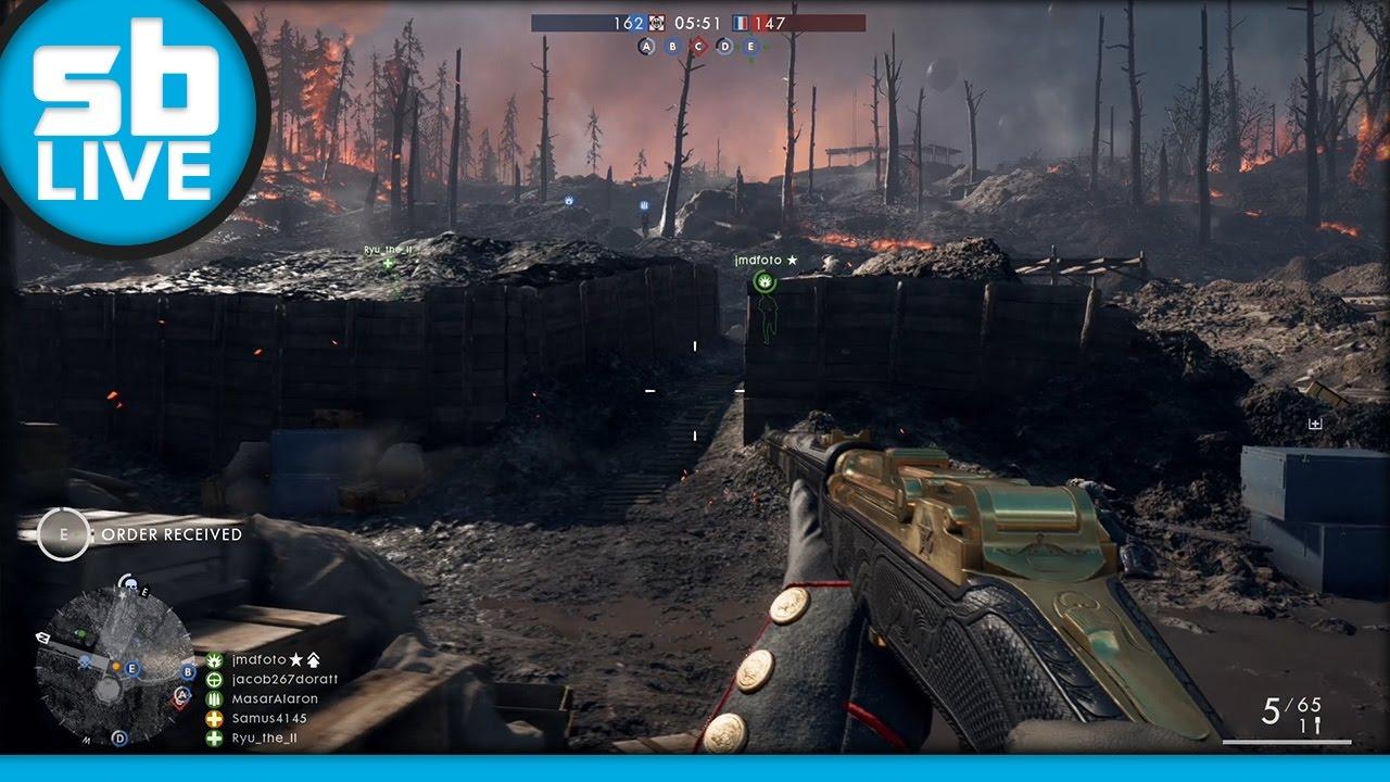 SBros: Battlefield 1 (03.15.17)