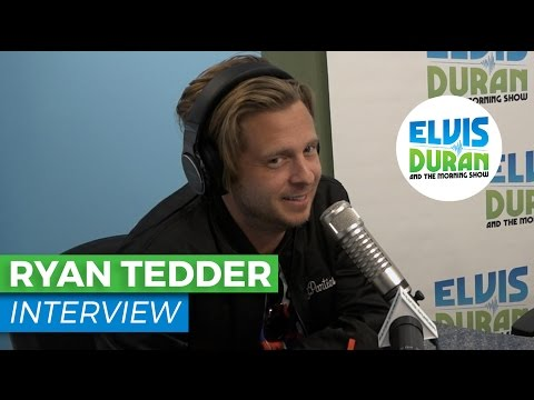 One Republic's Ryan Tedder Chats About the Art of Songwriting  | Elvis Duran Show
