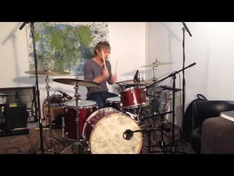 Come a little closer - drum cover