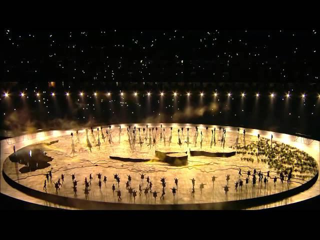 Baku 2015 European Games. Opening ceremony