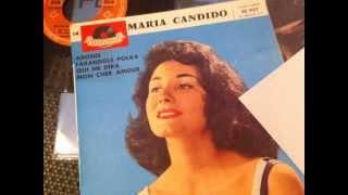 MARIA CANDIDO , Qui me dira ( SERGIO BRUNI - SARRA' CHISA' )