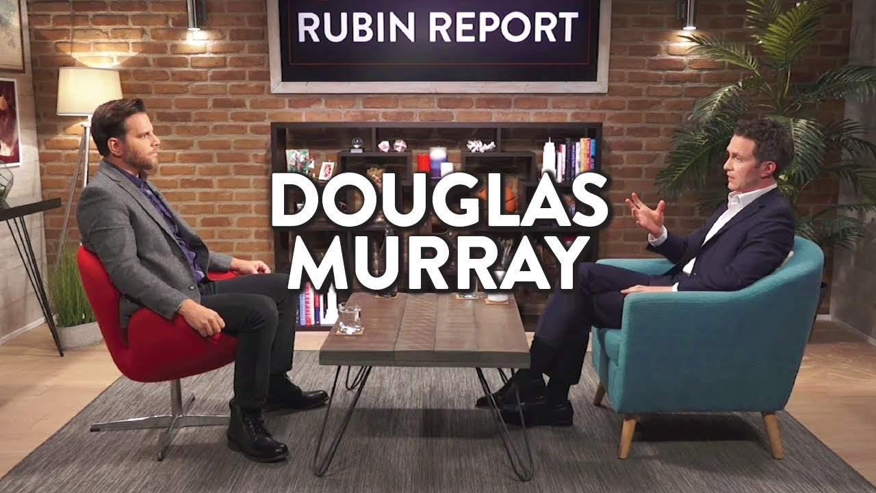 Douglas Murray and Dave Rubin on The Strange Death of Europe (Full Interview) #1