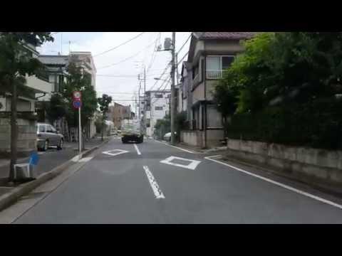 北篠崎2丁目にて車載動画軽トラ編