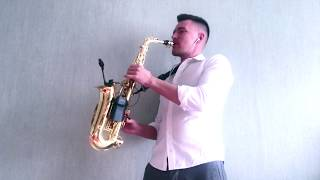 Charlie Puth & Selena Gomez - We Don't Talk Anymore (sax cover Sixtime)