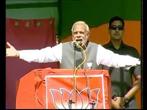 PM Shri Narendra Modi at Parivartan Rally in Gopalganj, Bihar : 30.10.2015