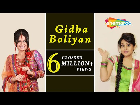Gidha Boliyan  : Miss Pooja | New Punjabi Songs | Punjabi Folk Music | Latest Punjabi Songs