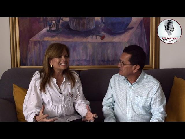 Entrevista a Piedad Correal Rubiano candidata a la alcaldía de Armenia