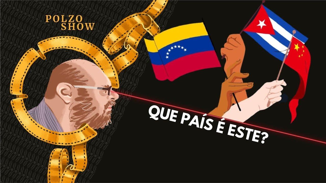 Cuba, China, Venezuela: Que país é este?