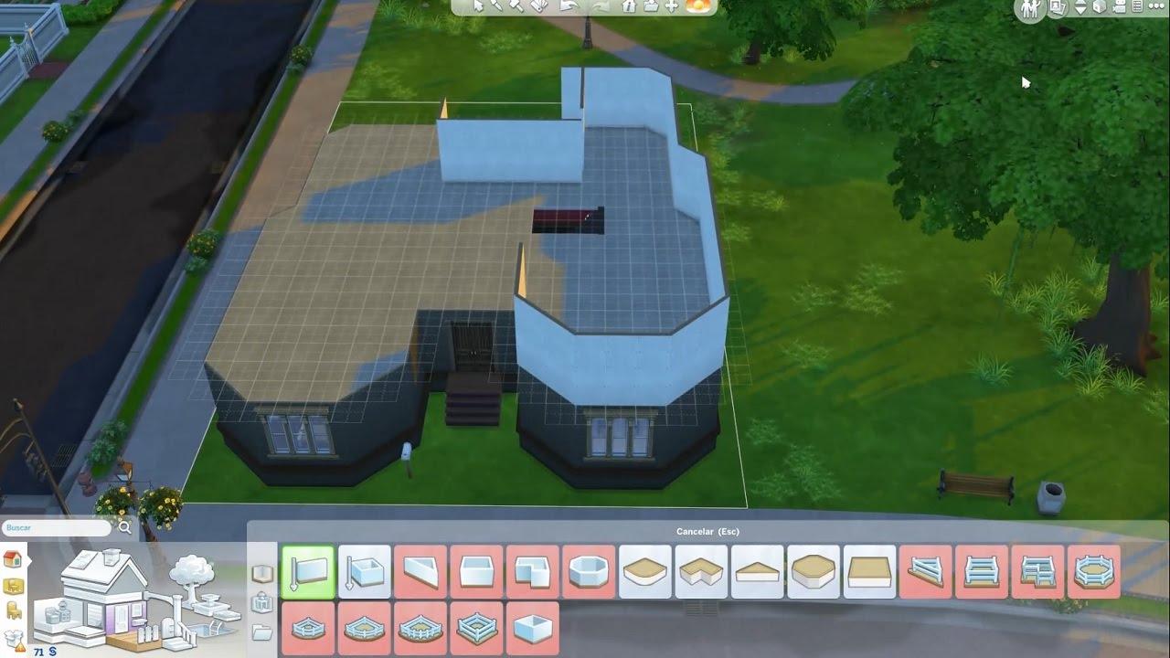 Los sims 4 en la cumbre de los agentes secretos 34 for Sims 4 piani di casa